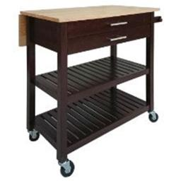 Winsome Wood 40826 Langdon Kitchen Cart
