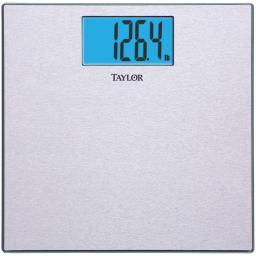 Taylor 74134102 Digital Scale With Stainless Steel Textured Platform