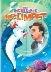 Incredible mr limpet (dvd/re-pkg/eco) D112651D