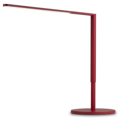Koncept L7-MRD-DSK Lady7 Desk Lamp, Matte Red