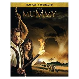 Mummy (1999) (blu ray w/digital hd) BR61184849