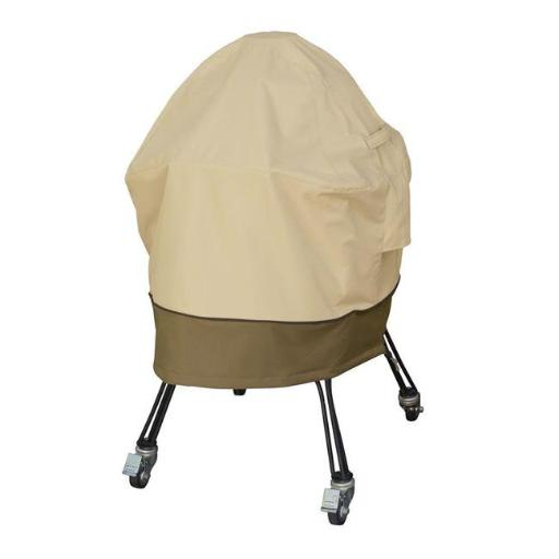 Classic Accessories 55-603-031501-00 Medium Ceramic Grill Cover, Pebble