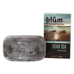 Blum Naturals - Dead Sea Bar Soap Mud