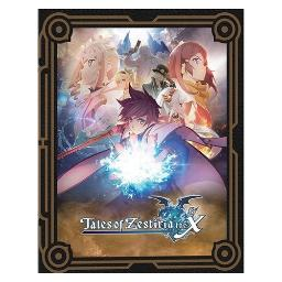 Tales of zestiria the x-season 1 (blu-ray/dvd combo/limited edition/4 disc) BRFN01645