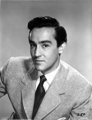 Vittorio Gassman Posed in Suit Portrait Photo Print