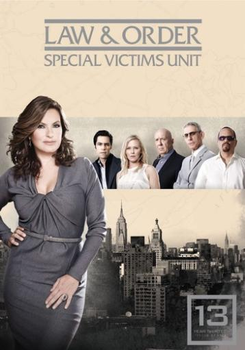Law & order-special victims unit-season 13 (dvd) (5discs)