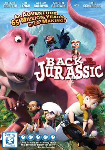 Back to the jurassic (dvd) nla FEBPHQ00PTBRJT4H