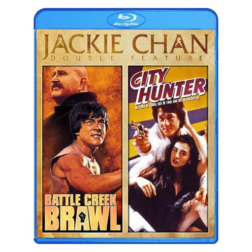 Battle creek brawl/city hunter (blu ray) (jackie chan) (ws) FLFDRYXQNMNZ1IFB