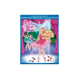BARBIE IN THE PINK SHOES BLU RAY/DVD W/DIGITAL COPY (ULTRAVIOLET/2DISCS) 25192163586