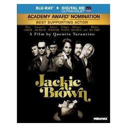 Jackie brown (blu ray) (ws/eng/eng sub/span sub/eng sdh/5.1 dts/uv dig copy BR31371