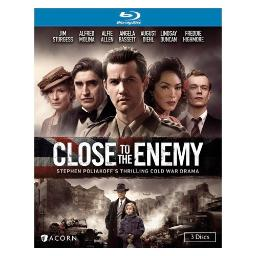 Close to the enemy-season 1 (blu ray) (3discs/ws/1.78:1/dol dig) BRAMP2535