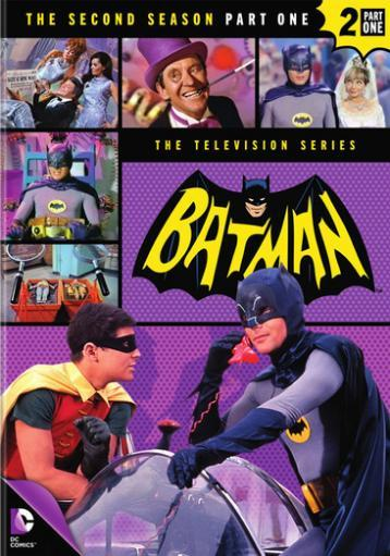 Batman-season 2 part 1 (dvd/3 disc/ff-4x3) TELO56KKGFUIRMBY
