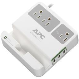 apc-p3u3-3-outlet-surgearrest-r-surge-protector-with-3-usb-ports-white-23c69b557beab233
