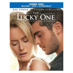 Lucky one (blu-ray/dvd combo/2 disc) BR284145