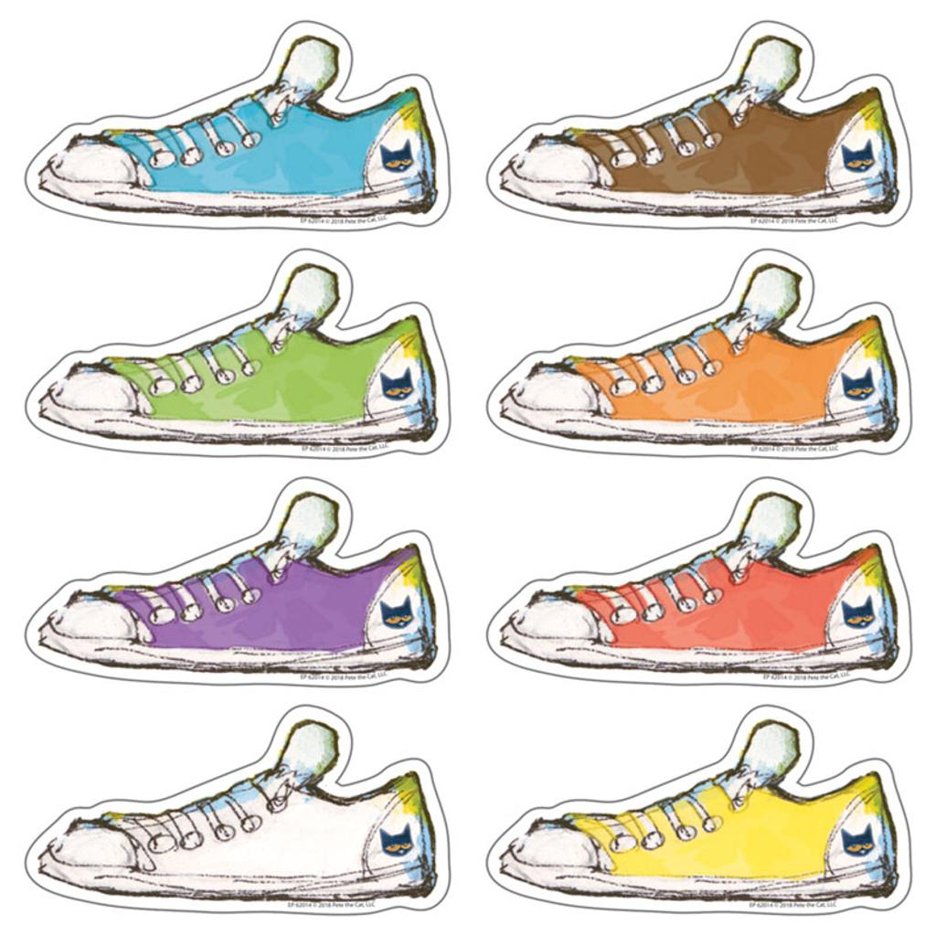 Teacher created resources groovy shoes magnetic accents 62014