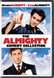 Almighty comedy collection (dvd) (ws) (bruce almighty/evan almighty) D61120325D