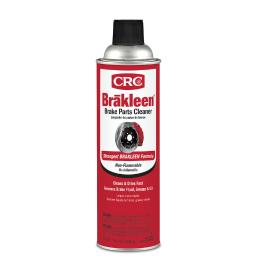 CRC Brakleen Chlorinated Nonflammable Brake Parts Cleaner 19 oz. - Case Of: 1;
