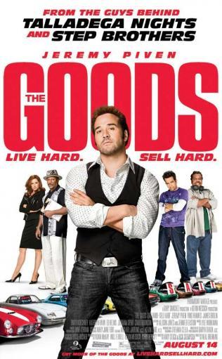 The Goods Live Hard, Sell Hard Movie Poster (11 x 17)