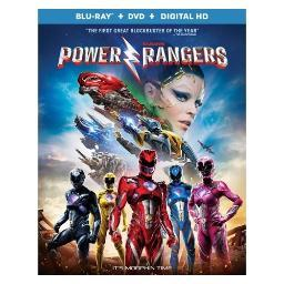 Sabans power rangers (blu ray/dvd w/digital hd) (ws/eng/span sub/eng sdh) BR51535