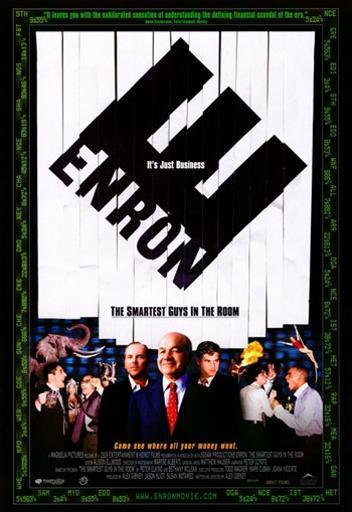 Enron the Smartest Guys in the Room Movie Poster (11 x 17) W9VJK8Z3MDFBSASE