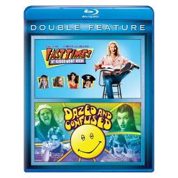 Fast times at ridgemont high/dazed and confused double feature(blu ray/2dvd BR61169147