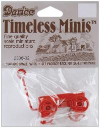 Timeless Miniatures-Red Wagon 2308-02