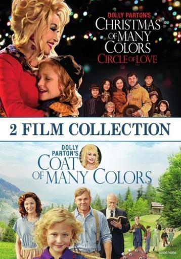 Coat of many colors/christmas of many colors-circle of love (dvd/2pk) SU8AHATH8VCCG1OP