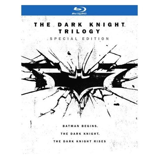 Batman-dark knight trilogy-special edition (blu-ray/6 disc) 1293023