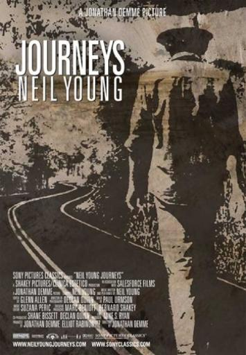 Neil Young Journeys Movie Poster (11 x 17) JWI5NXKFEYPEXTV4