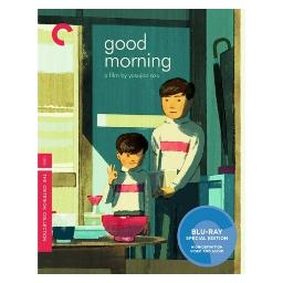 Good morning (blu ray) (ff/1.33:1/japanese w/eng sub) BRCC2768
