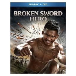 Broken sword hero (blu-ray/dvd/eng-sub) BR01906