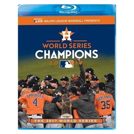 Mlb-2017 world series film (blu ray/dvd combo) (ws/1.78:1) JXORIPWEKDDFV6RM