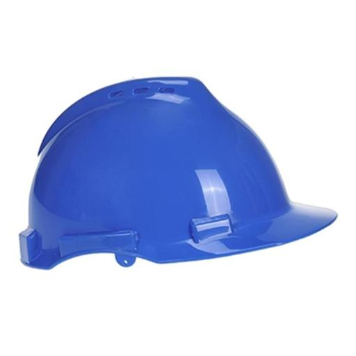 Portwest PS50 Arrow Safety Helmet, Royal Blue - Regular