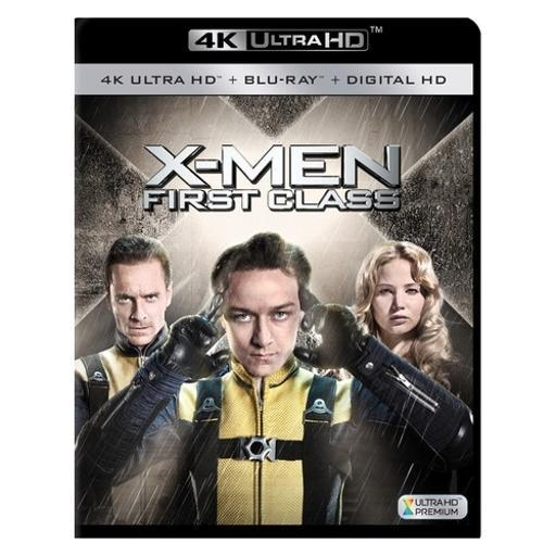 X-men-first class (blu-ray/4k-uhd/digital hd/2 disc) JBWZYNMAAHICTTVR