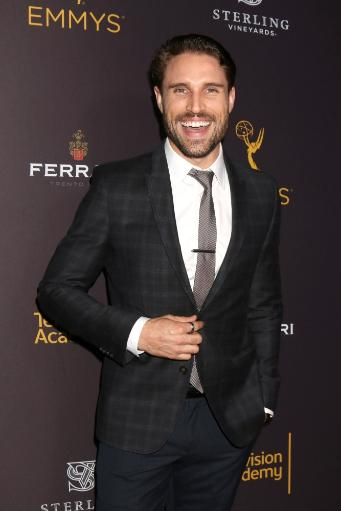James O'Halloran At Arrivals For Television Academy 68Th Daytime Emmy Awards Reception, Television Academy'S Saban Media Center, Los Angeles, Ca.