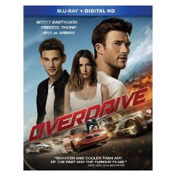 Overdrive (blu ray) BR59191523