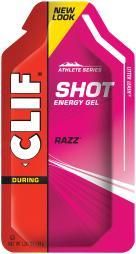 Clif 110423 Clif Raspberry Shot Box/24