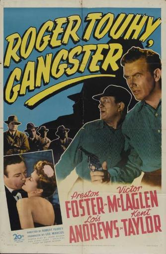 Roger Touhy, Gangster Movie Poster (11 x 17)
