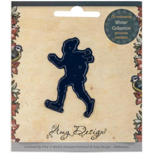 Find It Trading Amy Design Die Ice Skater