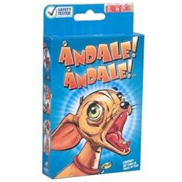 Andale! Andale! Playing Card Set with Instructions 2-4 Players Ages 6 and Up