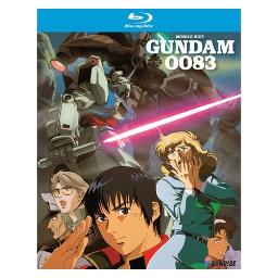 Mobile suit gundam 0083 collection (blu ray) BRRS1788