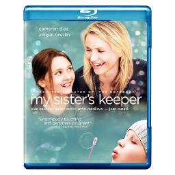 My sisters keeper (2009/blu-ray)-nla BRN095109