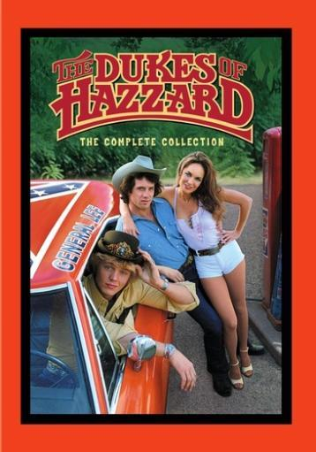 Dukes of hazzard-complete series (dvd/7pk/40 disc/re-pkgd-2017) 1523181
