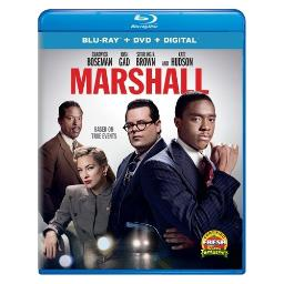 Marshall (blu ray/dvd combo w/digital) (2discs) BR55192098