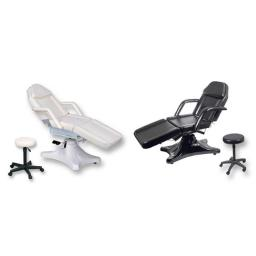 CSC Spa CH-234 Hydraulic Chair with Stool