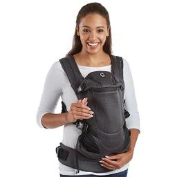 Kolcraft ZC001- BLK1 Contours Love 3-in-1 Baby Carrier