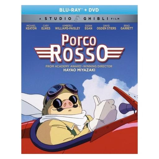 Porco rosso (blu ray/dvd combo) (2discs/ws/1.85:1)