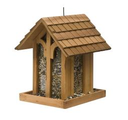Birdscapes 50172 Mountain Chapel Bird Feeder, 3.5 Lbs