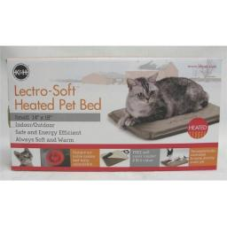 K&h Pet Products Llc 1070 K&h Pet Products Llc-Lectro-soft Heated Bed- Taupe Small