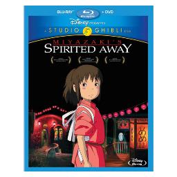 Spirited away (blu-ray/dvd)                                   nla BR126709